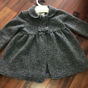 Oshkosh gray dress coat